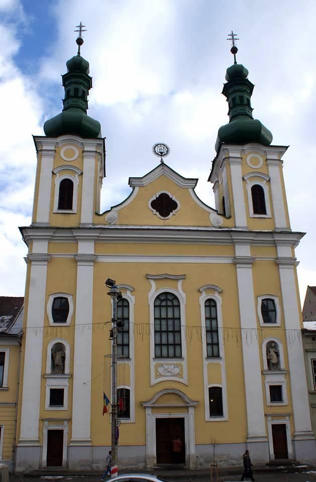 Keresztelő Szent János Plébánia Marosvásárhely