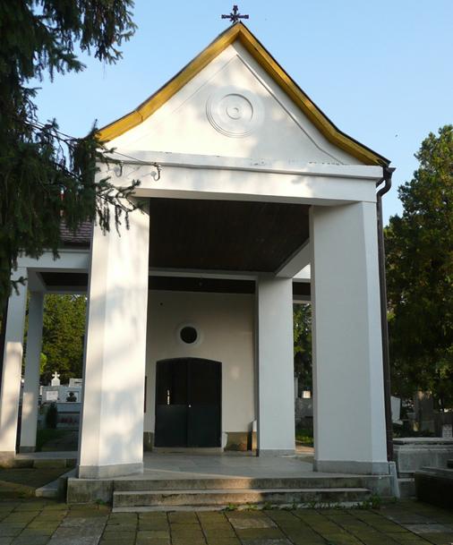 Temető kápolna